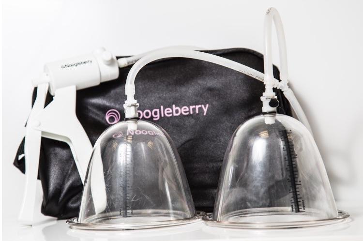 Noogleberry Breast Enlargement Pump
